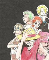 One Piece by FreakZombieCannibaL