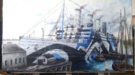 The Port Call by septima-severa