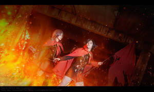 Final Fantasy Type 0 - Let it burn by GarnetTilAlexandros