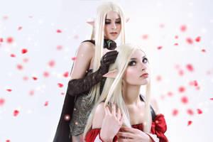 Elves of Light by GarnetTilAlexandros
