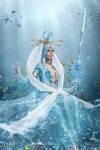 Vinea cosplay - Magi the Labyrinth of Magic by GarnetTilAlexandros