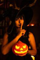 Witchy Tifa by GarnetTilAlexandros