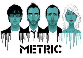 METRIC by Kegg