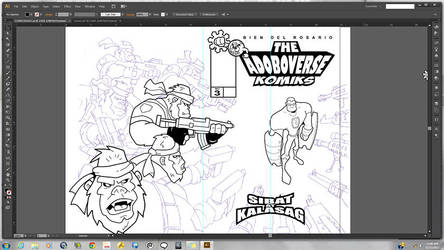 Issue 3 WIP by Agimax