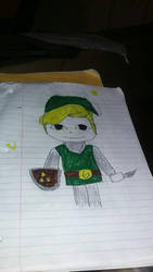 toon link by Maypole34