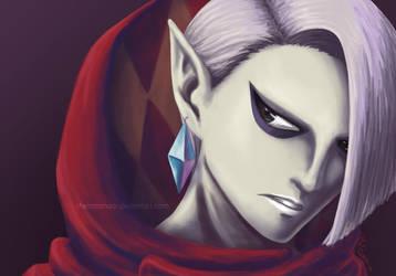 Demon Lord by theLostSindar