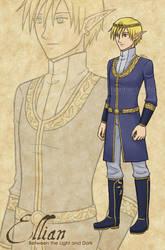 Prince Ellian by theLostSindar