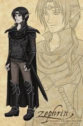 Prince Zephrin by theLostSindar