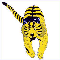 tiger by sunnylil
