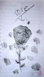 rose by sunnylil
