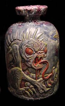 Chupacabra Bottle by Arshawsky