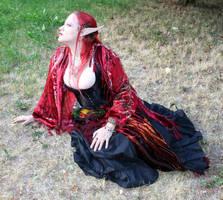 Gypsy Elf Li 61 by Falln-Stock
