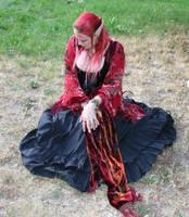 Gypsy Elf Li 65 by Falln-Stock