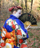 Autumn Kimono Li 54 by Falln-Stock