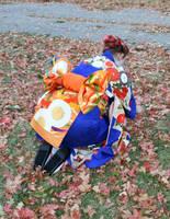 Autumn Kimono Li 81 by Falln-Stock
