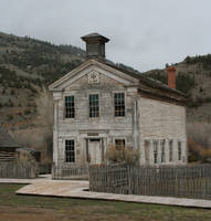 Bannack Ghost Town 39 by Falln-Stock