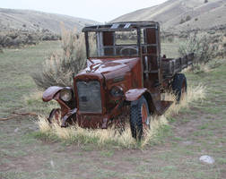 Bannack Ghost Town 102 by Falln-Stock