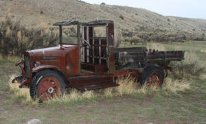 Bannack Ghost Town 103 by Falln-Stock