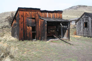 Bannack Ghost Town 121 by Falln-Stock