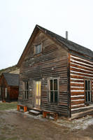Bannack Ghost Town 419 by Falln-Stock