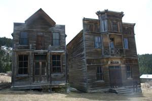 Elkhorn Ghost Town 7 by Falln-Stock