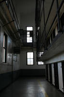 Deer Lodge Prison 80 by Falln-Stock