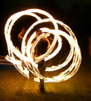 Fire Dancer 6 by Falln-Stock