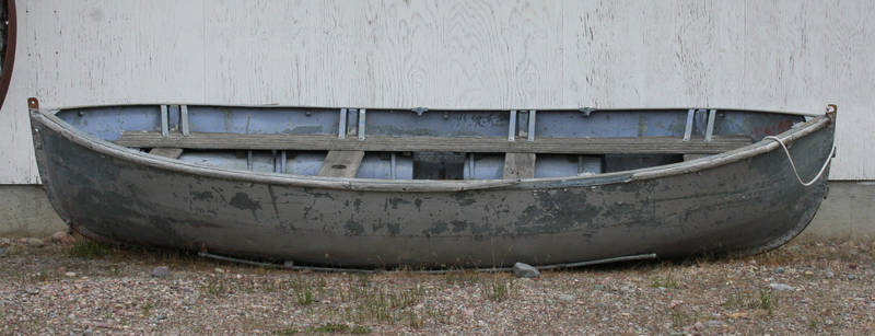 MoA Museum 469 Boat by Falln-Stock