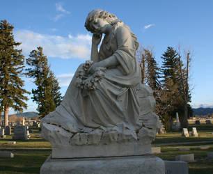 Forestvale Cemetery 19 by Falln-Stock