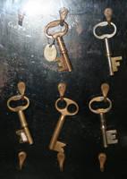 Gallatin Museum 5 Keys by Falln-Stock