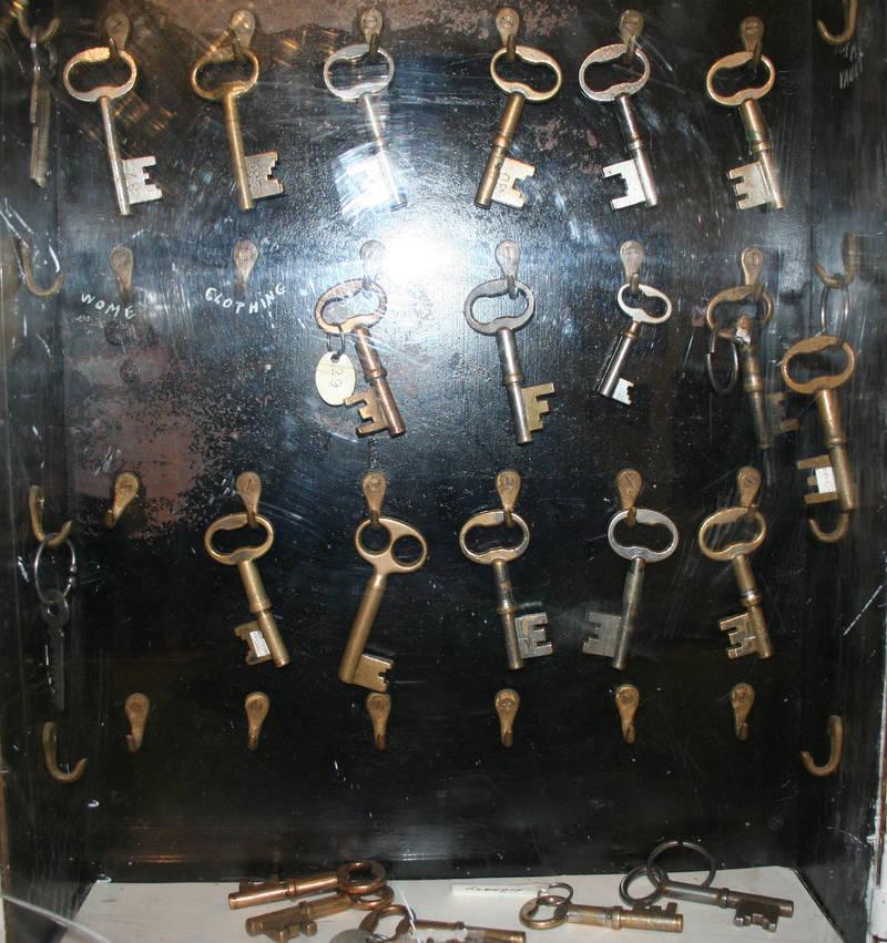 Gallatin Museum 6 Keys by Falln-Stock