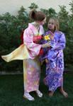 Kimono Girls 36 by Falln-Stock