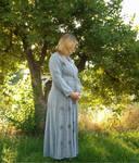 Annie Pregnant 6 by Falln-Stock
