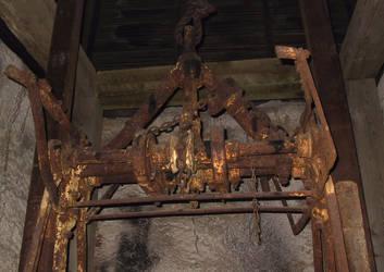 Rusty Mining Equipment by Falln-Stock