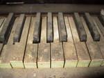 Abandoned House Piano 10 by Falln-Stock
