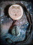 Ulfsvard Pendant Amulet by VoceDelBosco