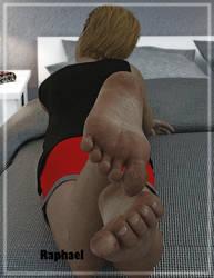 feet by gmotier