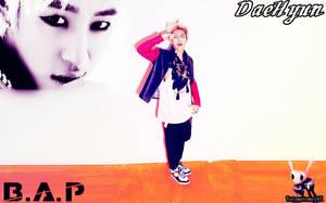 DaeHyun B.A.P by Totomatomei67