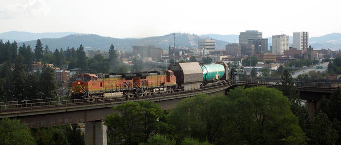 Boeing Rides Through Spokane by paploothelearned