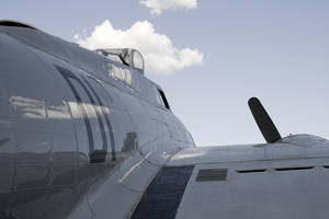 B-17 Fuselage by paploothelearned