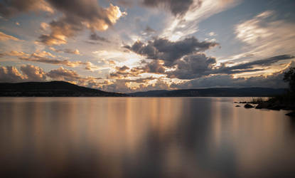 As clouds go by by Linlith