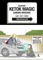 KETOK MAGIC by kuroneko3132