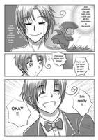 Chances Are [Gerita doujin] - Page 4 by kuroneko3132