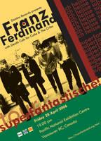 :: Franz Ferdinand Poster :: by kuroneko3132