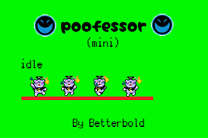 Poofessor by betterbold