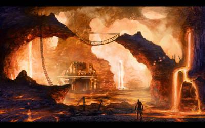Pits of Inferno by DeathMetalDan