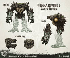 Dominance War V: Terra Divinus by DeathMetalDan