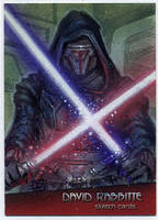 Darth Revan - Commission by DavidRabbitte