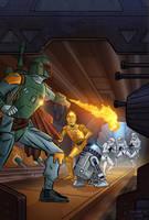Star Wars: In Trouble Again by DavidRabbitte