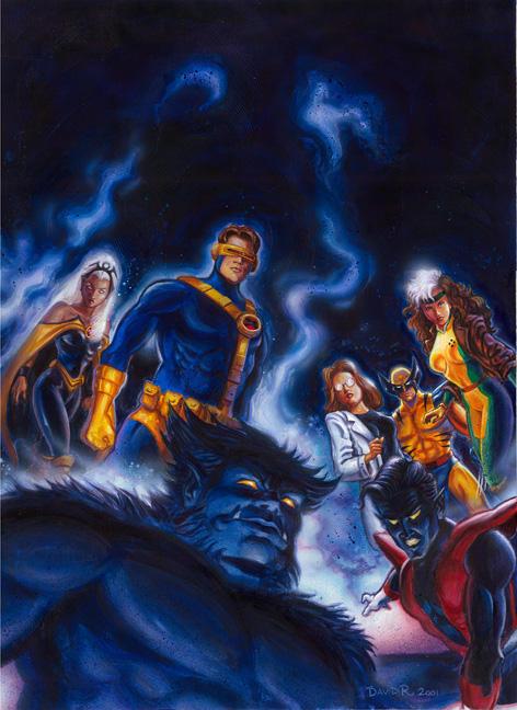 X-Men The Legacy Quest by DavidRabbitte